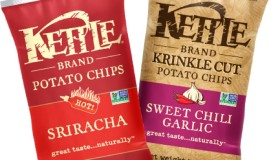 Kettle Brand new flavors