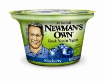 Newman's Own Introduces Greek Nonfat Yogurt To Atlantic Seaboard