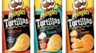 Pringles Tortillas