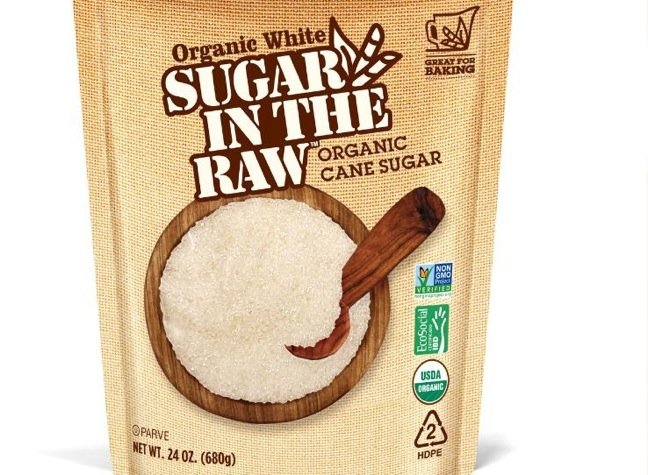 IN THE RAW ORGANIC WHITE