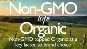 Survey: Non-GMO Trumps Organic In 2014