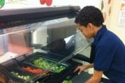 'Salad Bars To Schools' Campaign Reaches 5,000th School Milestone