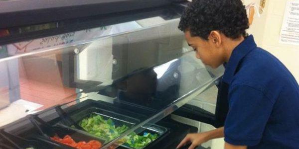 Salad Bars to schools
