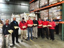 United Family Donates 30K Pounds Of Apples To Food Banks