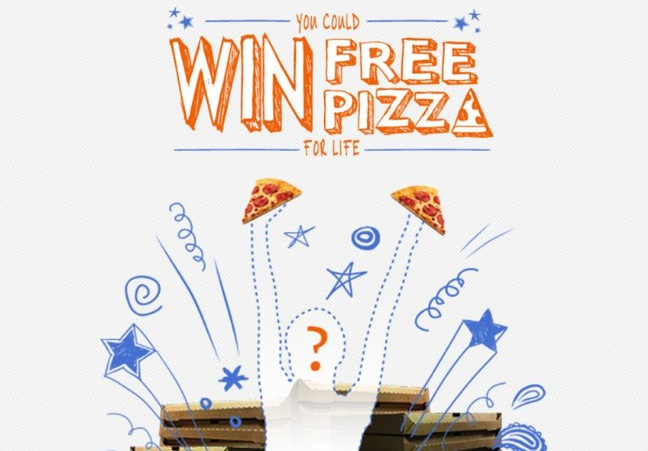 7-Eleven Launches 'Pizza For Life' Sweepstakes