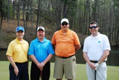 Spring Golf Tourney Raises Funds For Alabama Grocers Education Foundation