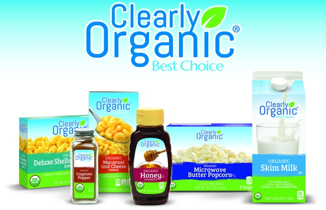 AWG Updates Clearly Organic Packaging And Product Line