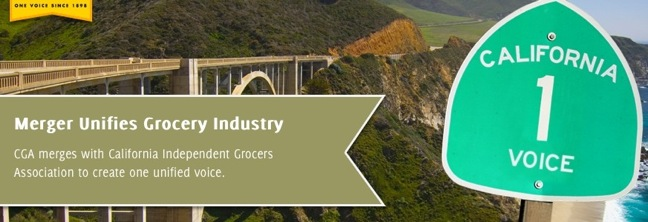 Industry Groups In California Merging