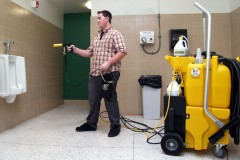 Kaivac: Checklist Needed for Cleaning Restrooms