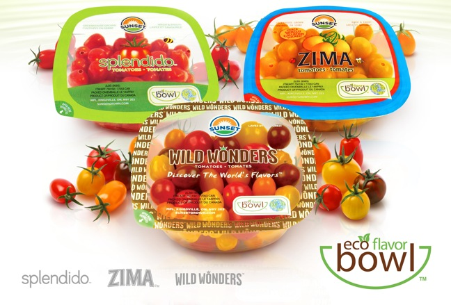 Mastronardi Produce Introduces Eco Flavor Bowl Packaging