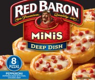 Red Baron Pizza Debuts New Deep Dish Minis