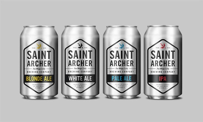 BALL CORPORATION SAINT ARCHER BREWING COMPANY