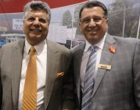 Thom Lipari and Tony Franchi, Lipari Foods.