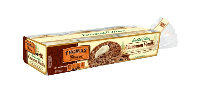 Thomas' English Muffins Introduces Flavor Of The Year