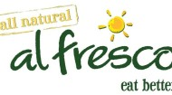al fresco all natural Logo