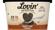 Lovin' Scoopful What the Fudge