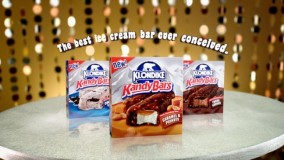 New Klondike Kandy Bars Combine Ice Cream, Candy