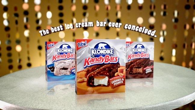 UNILEVER KLONDIKE ICE CREAM BAR