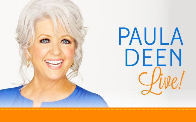 Paula Deen Touring Nation For New Show, 'Paula Deen Live!'