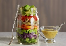 CAC 7 Layer Salad