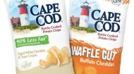 Cape Cod Potato Chips New Cheese Flavors