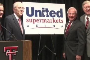 United Family Pledges $9.45M For Texas Tech University's United Spirit Arena