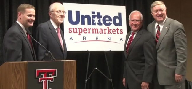 United Family Pledges $9.45M For Texas Tech University's United Spirit Arena