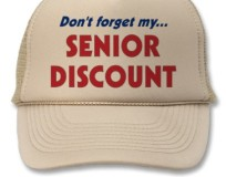 Is The Senior Discount Helping Or Harming Your Business?