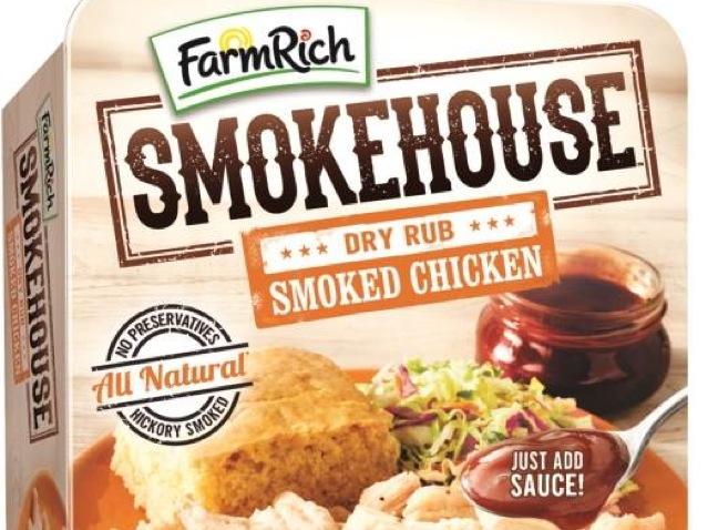 Farm Rich Smokehouse BBQ