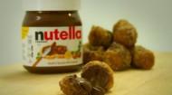 Nutella Cronut Holes