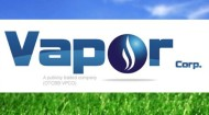 Vapor Corp. logo