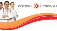 weigh forward