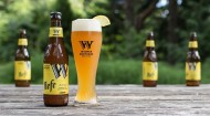 Widmer Hefe beer