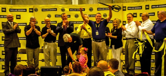 Dollar General Opens 12th Distribution Center In Bethel, Pa.