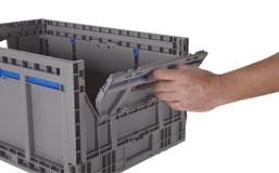 Orbis Introduces Mini-Load Collapsible Tote
