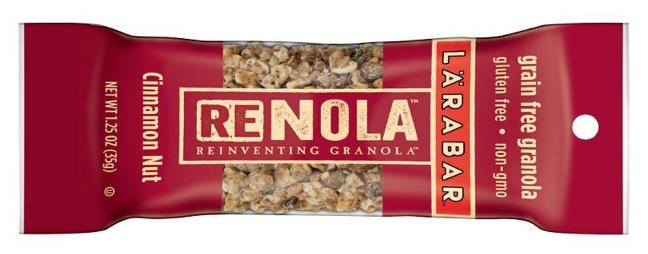 LARABAR RENOLA Cinnamon Nut