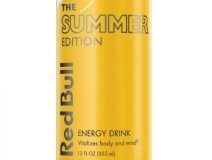 7 Eleven Inc Red Bull Summer Edition Can
