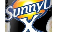 Sunny Delight Beverages Co X Energizing Juice Drink Can