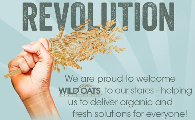 Wild Oats Rolls Out Organic Lines At Fresh & Easy Stores