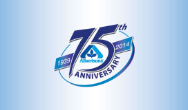 Albertsons Marks 75th Anniversary