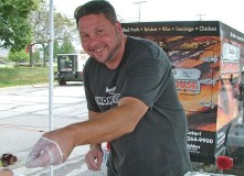 Teter Named Winner Of Buehler's Smokehouse Chef Showdown