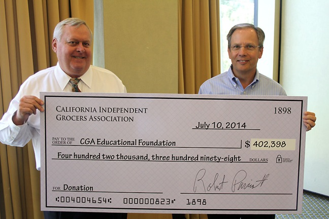 CGA Educational Foundation Receives Landmark Donation