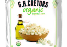 G.H. Cretors Popped Corn Introduces Organics