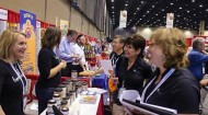 Retailers and Suppliers do business at KeHe's 2014 Holiday Show. The event saw a 256 percent increase in show floor orders placed, breaking company records.