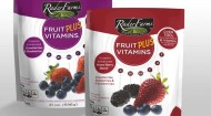 Rader Farms Fruit PLUS Vitamins is the first fortified whole frozen fruit product to boost nutritional values of whole strawberries, blueberries and blackberries with five additional vitamins, including B1, B6, D, E and K.