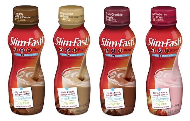 Kainos Capital Acquires Slim-Fast From Unilever