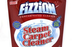Fizzion Rolls Out Steam Carpet Cleaner Tablets