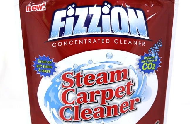 Fizzion Steam Carpet Cleaner