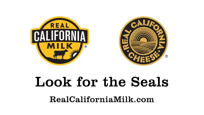 California Milk Advisory Board Look for the Seals
