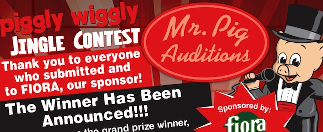 Winner Of Piggly Wiggly Jingle Contest Named